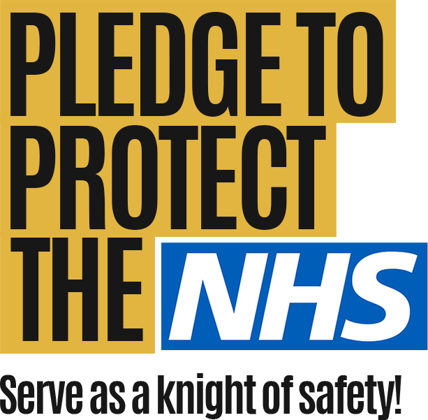 Protect the NHS Stay Safe at Home Save More Lives